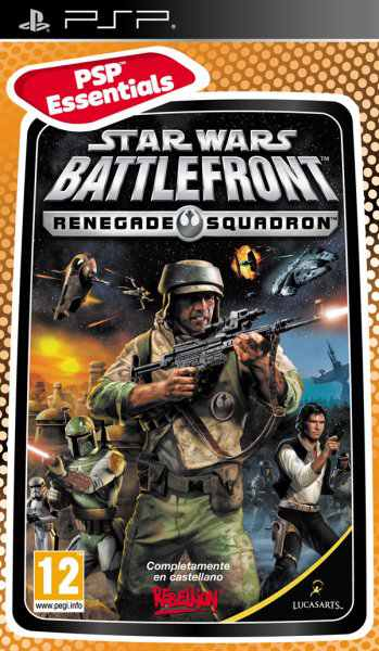 Battlefront Renegade Squadron Essentials Psp