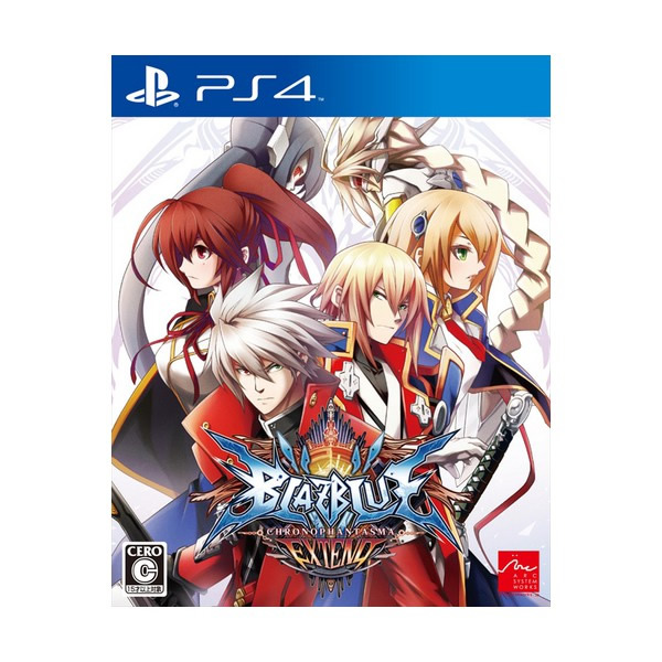 Ver Blazblue Chrono Phantasma Extend Ps4