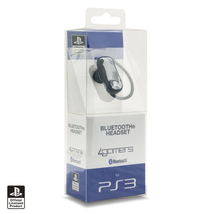 Ver Bluetooth Headset Licenciado Camuflaje Ps3