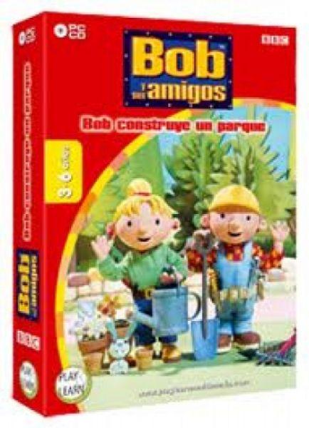 Bob Y Sus Amigos Bob Construye Un Parque Pc