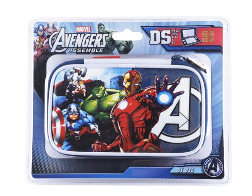 Bolsa  The Avengers -iron Man Dsidsi Xl3ds3ds Xl