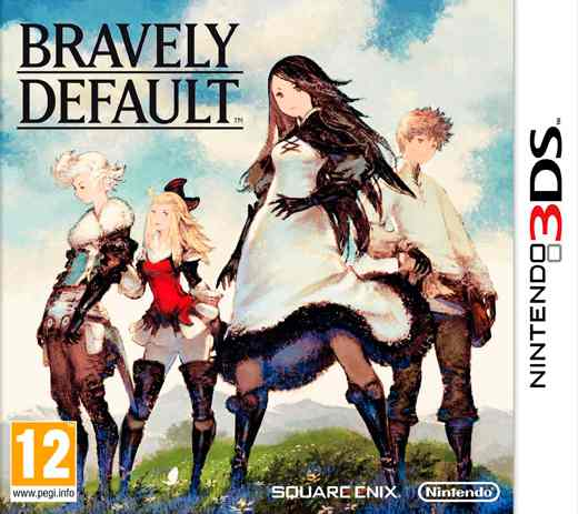 Ver Bravely Default 3Ds