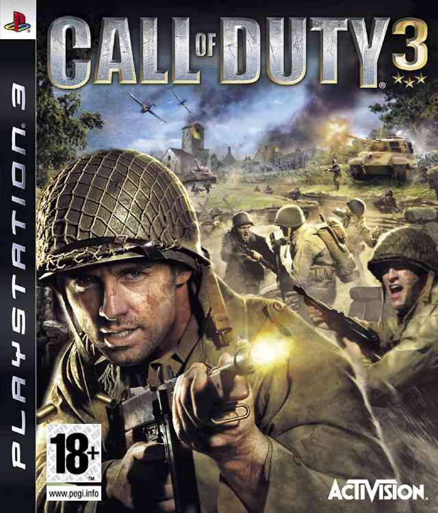 Ver CALL OF DUTY 3 PS3