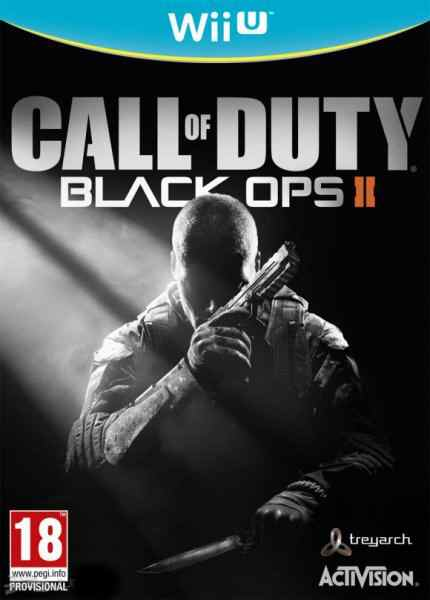 Call Of Duty Black Ops 2 Wii U