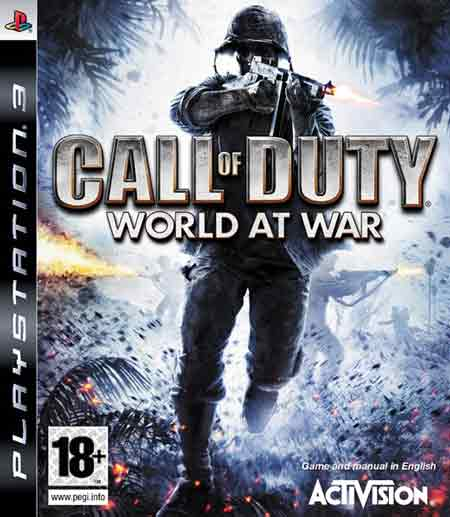 Ver CALL OF DUTY WORLD AT WAR PLATINUM PS3