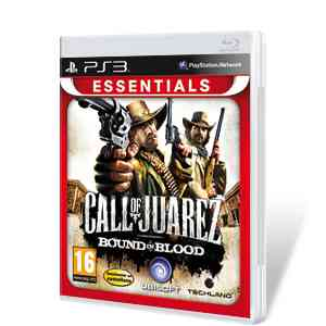 Call Of Juarez 2 Essentials Ps3