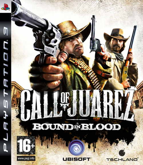 Call Of Juarez 2 Ps3