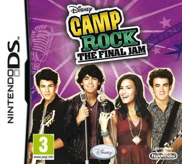 Camp Rock 2 Final Jam Nds
