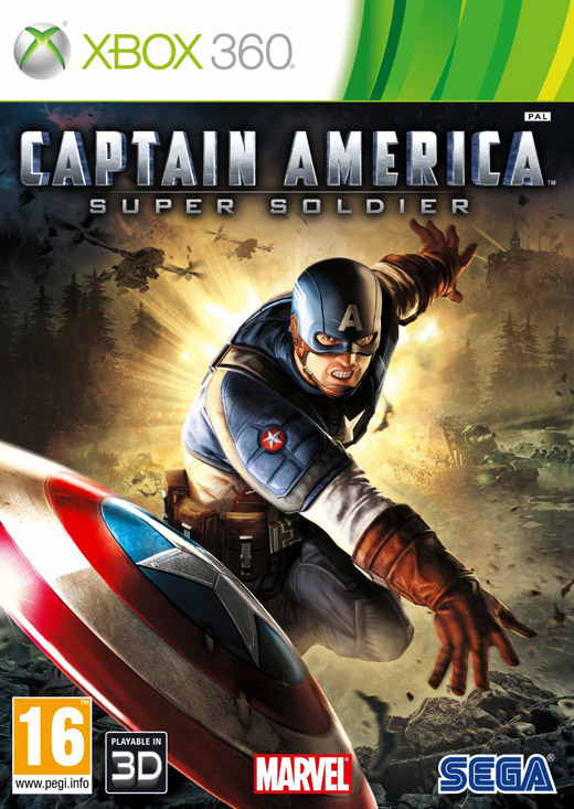 Capitan America Supersoldado X360