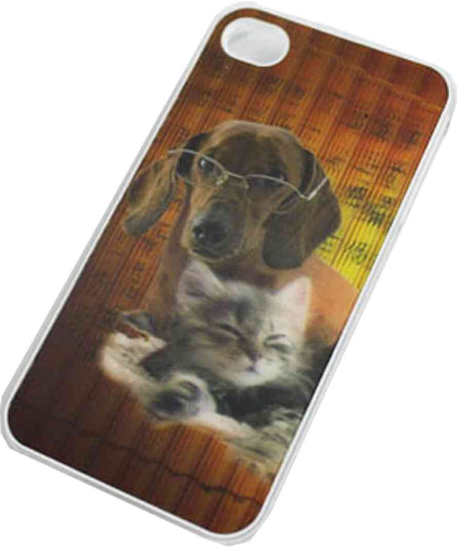 Carcasa Iphone 4 Y 4s 3d Case Dog