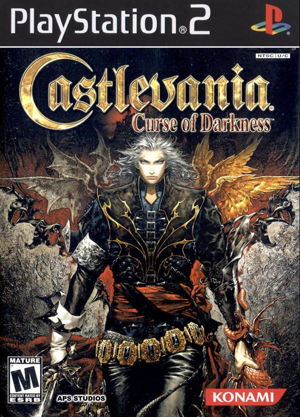 Castlevania Course Of Darkness Ps2