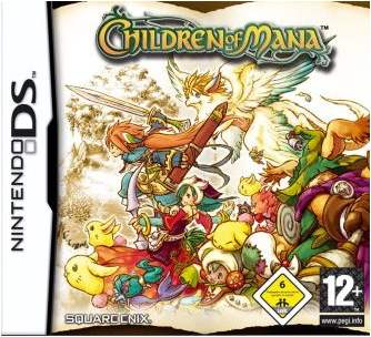 Children Of Mana Nds