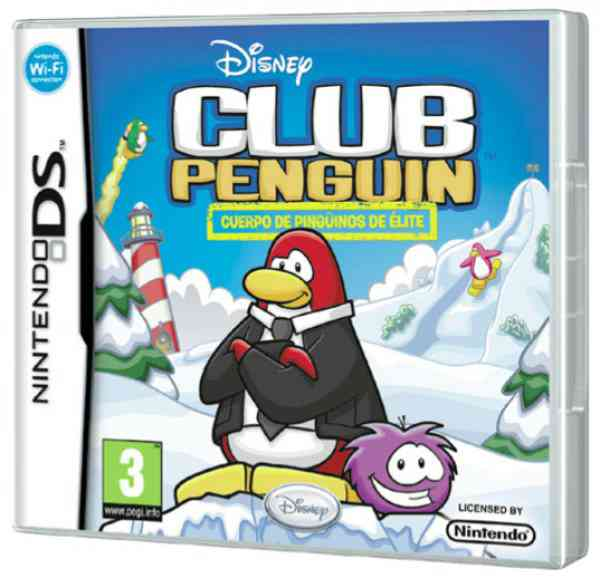 Club Penguin Nds