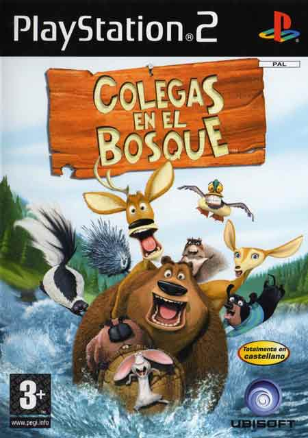 Ver COLEGAS EN EL BOSQUE PS2