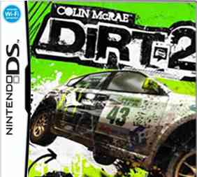 Colin Mcrae Dirt 2 Nds