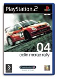 Colin Mcrae Rally 4 Ps2