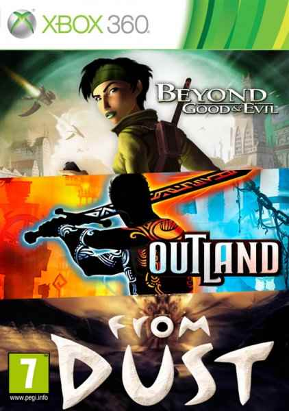 Compil Beyond Good And Evil   Outland   From Dust X360