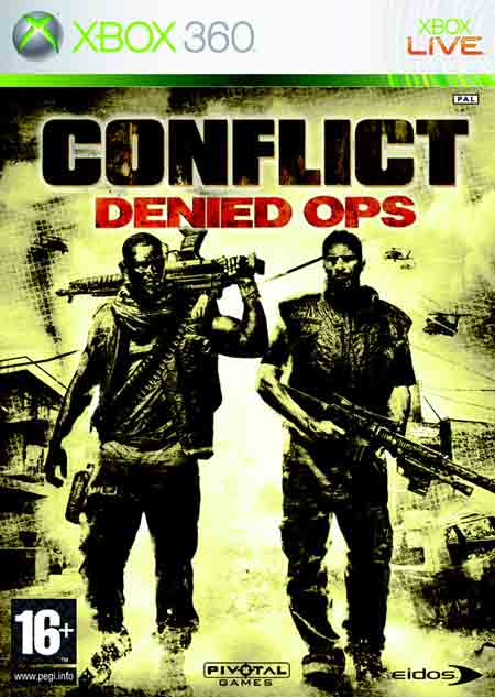 Conflict Denied Ops X360