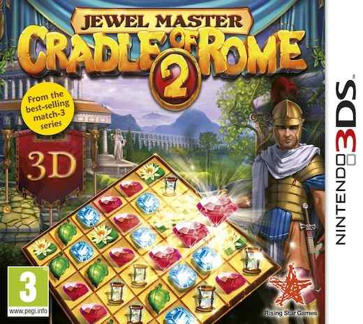 Cradle Of Rome Jewel Master 3ds