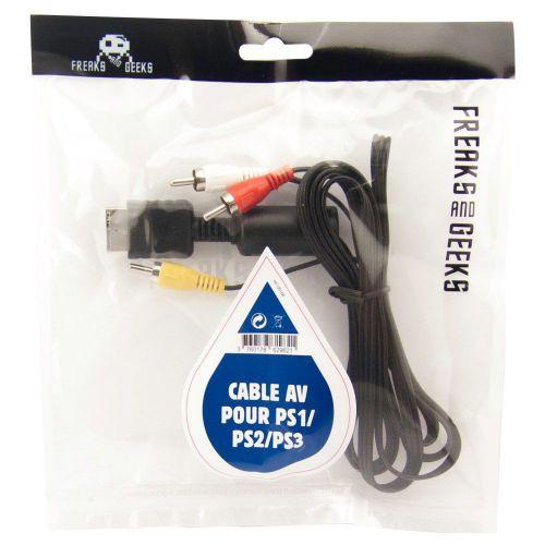 Ver Cable AV para Ps1 Ps2 Ps3