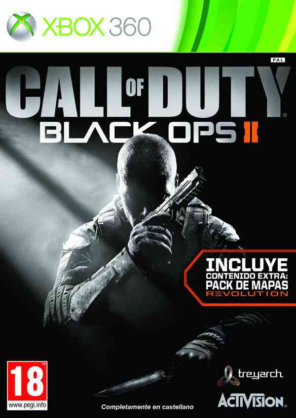 Call Of Duty Black Ops 2   Dlc Revolution  X360