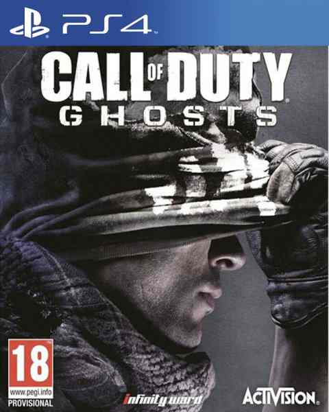 Ver Call Of Duty Ghosts Ps4