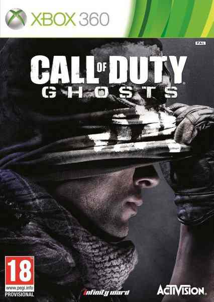 Ver Call Of Duty Ghosts X360
