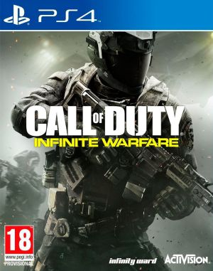 Ver Call Of Duty Infinite Warfare Ps4