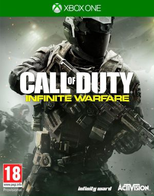 Ver Call Of Duty Infinite Warfare Xboxone