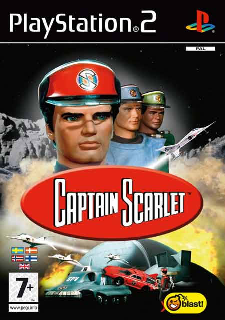 Ver Captain Scarlet Ps2
