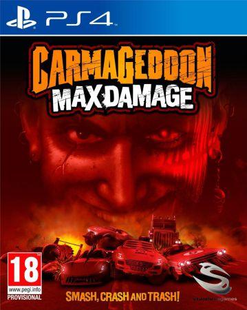 Ver Carmageddon Max Damage Ps4