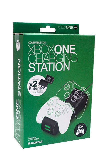 Ver Charging Station Woxter Xbox One