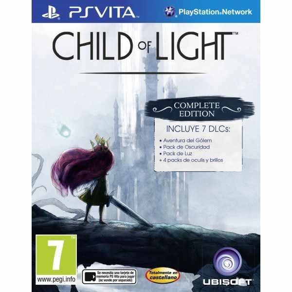 Ver Child Of Light Ps Vita