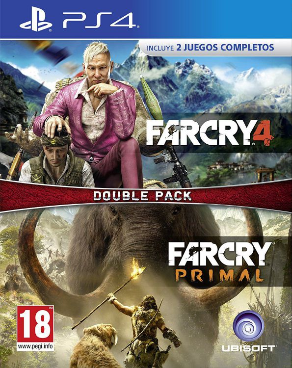 Compil Far Cry 4 Far Cry Primal Ps4