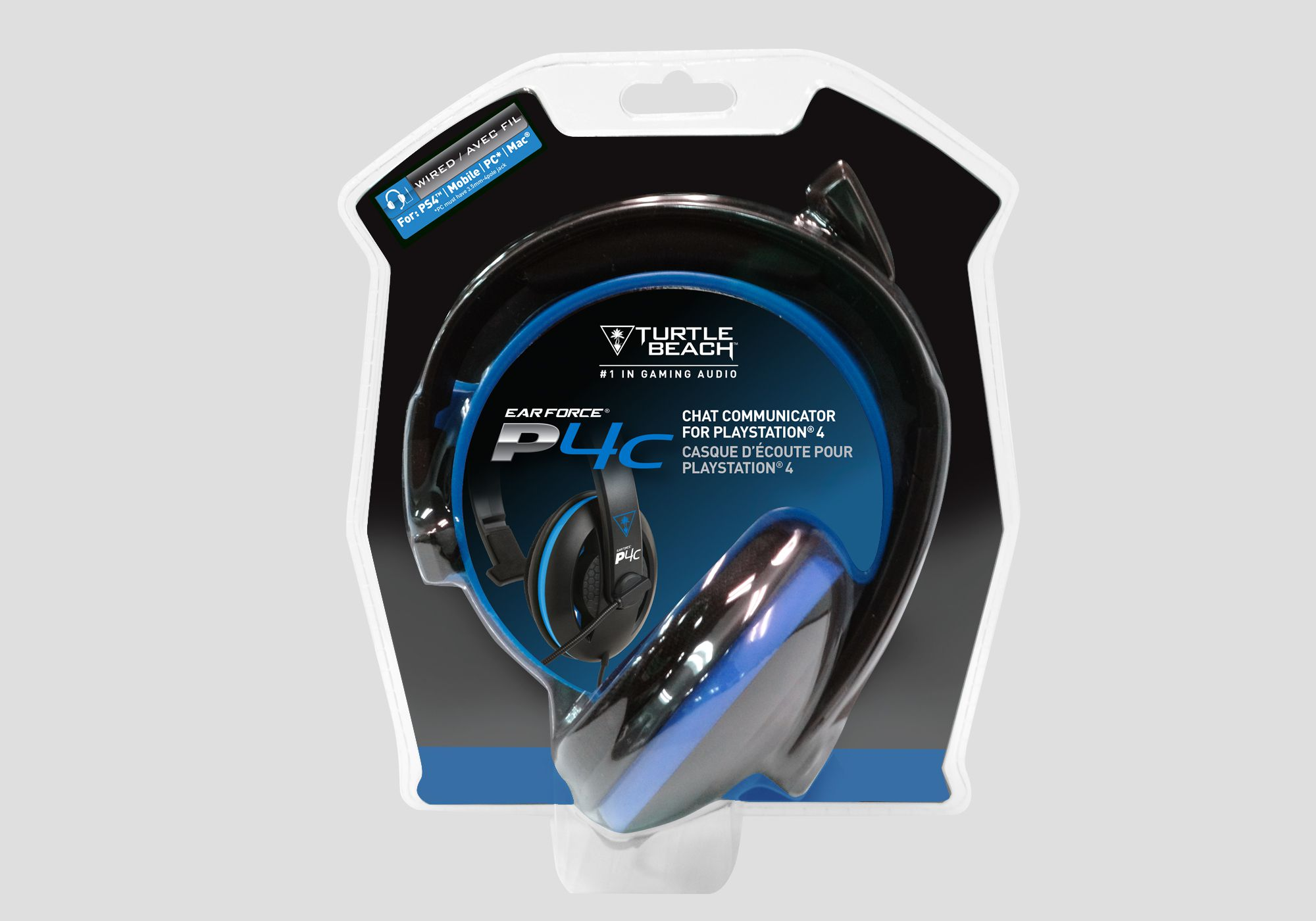 Ver Comunicator Chat Headset Subsonic Ps4