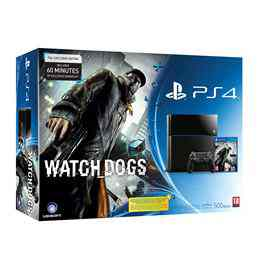Consola Ps4 500 Gb  Watch Dogs