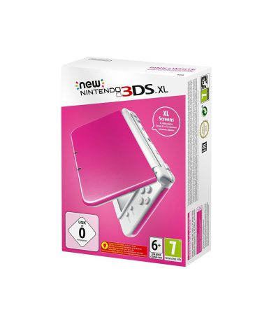 Ver Consola New 3Ds Xl Rosa