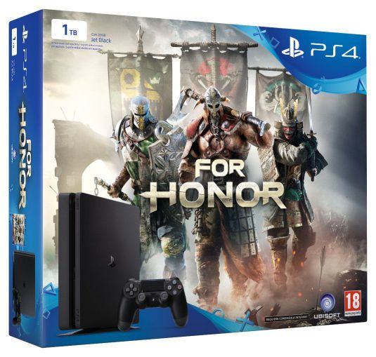 Consola Ps4 1TB Slim For Honor