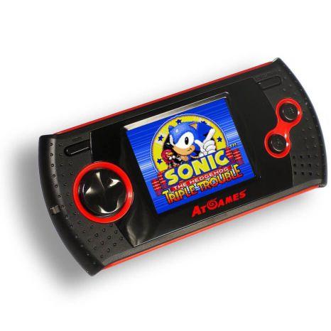 Consola Retro Master Arcade Gamer Portatil 30 Juegos