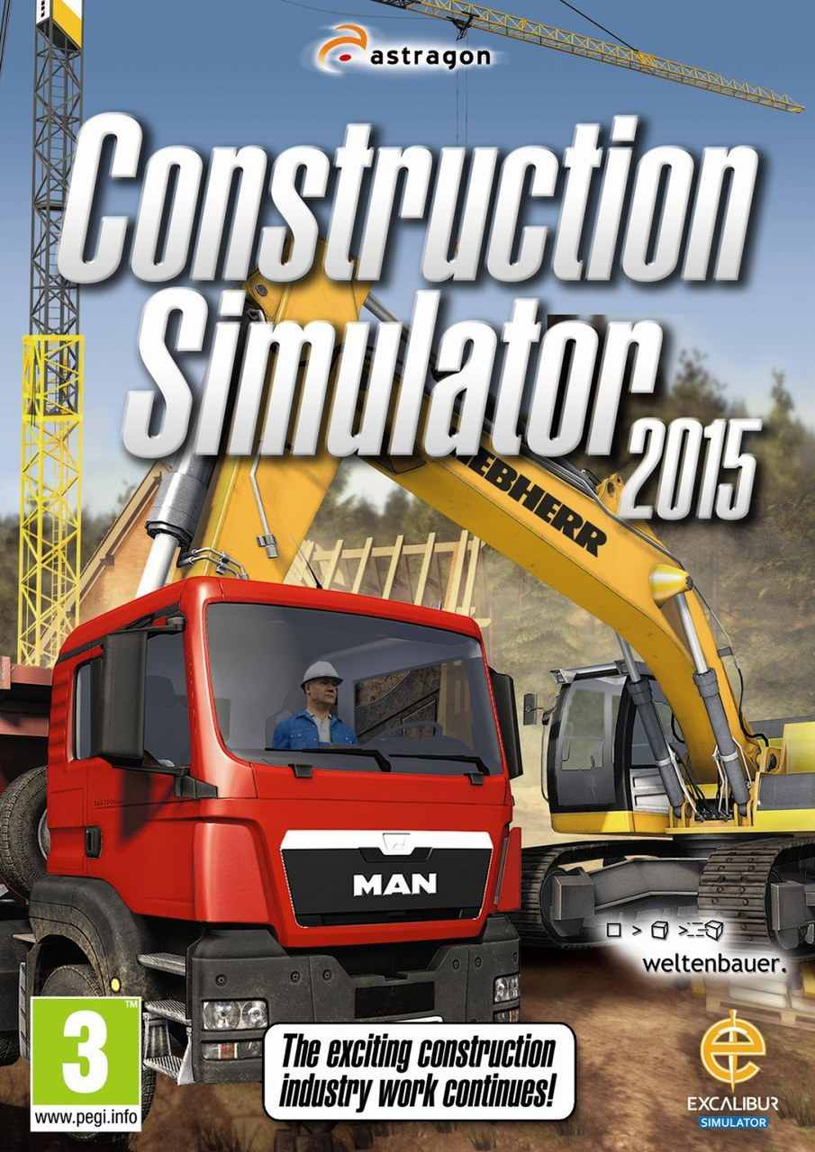 Ver Construction Simulator 2015 Pc