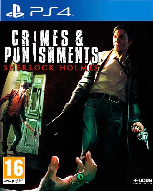 Ver Crimes Punishments  Sherlock Holmes Ps4