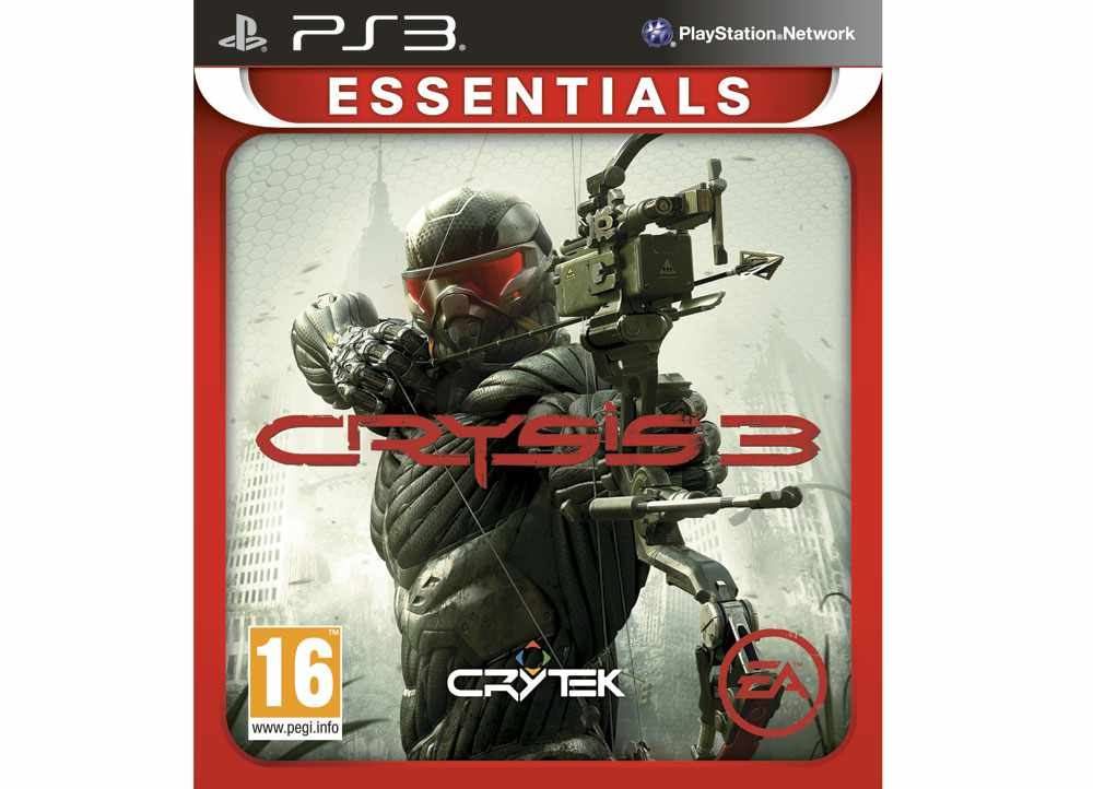 Ver Crysis 3 Essentials Ps3