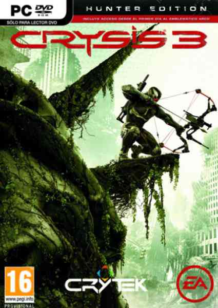 Crysis 3 Hunter Edition Pc