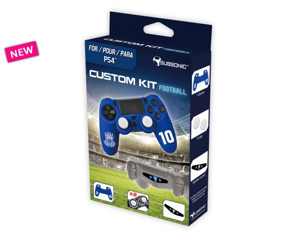 Ver Custom Kit Football 2016 Subsonic Ps4