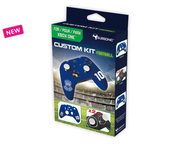 Ver Custom Kit Football 2016 Subsonic Xboxone