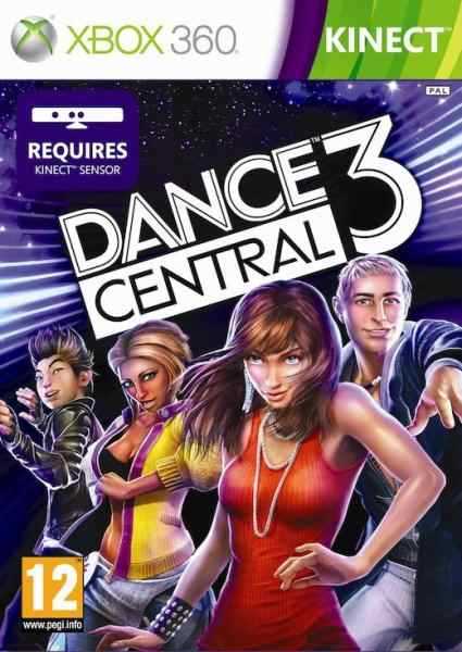 Dance Central 3 X360 Kinect