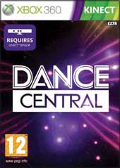 Dance Central X360 Kinect