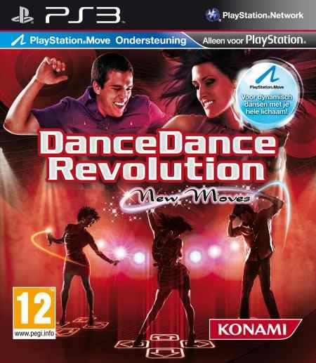 Dance Dance Revolution New Moves   Alfombra Ps3