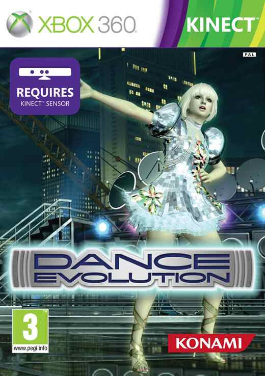Dance Evolution X360 Kinect