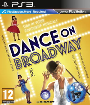 Ver DANCE ON BROADWAY PS3